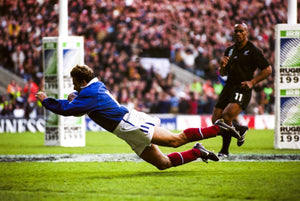 All Blacks – France - 1999