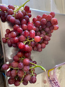 Sweet Nectar Red Seedless Grapes, 4.5kg
