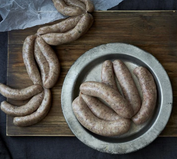 Pork and Fennel Chipolata - 1Kg