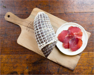 Whole Bresaola made from Isola Chianina Beef Approx 1.2kg