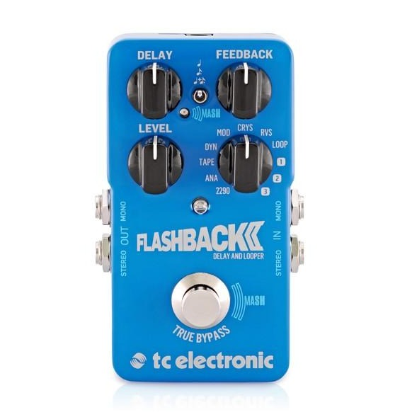 TC Electronic  Flashbak-2 delay   pedal
