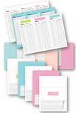 THE BIG BUNDLE! Deluxe Budget Binder | Fun Printables | Cash Envelopes and Trackers