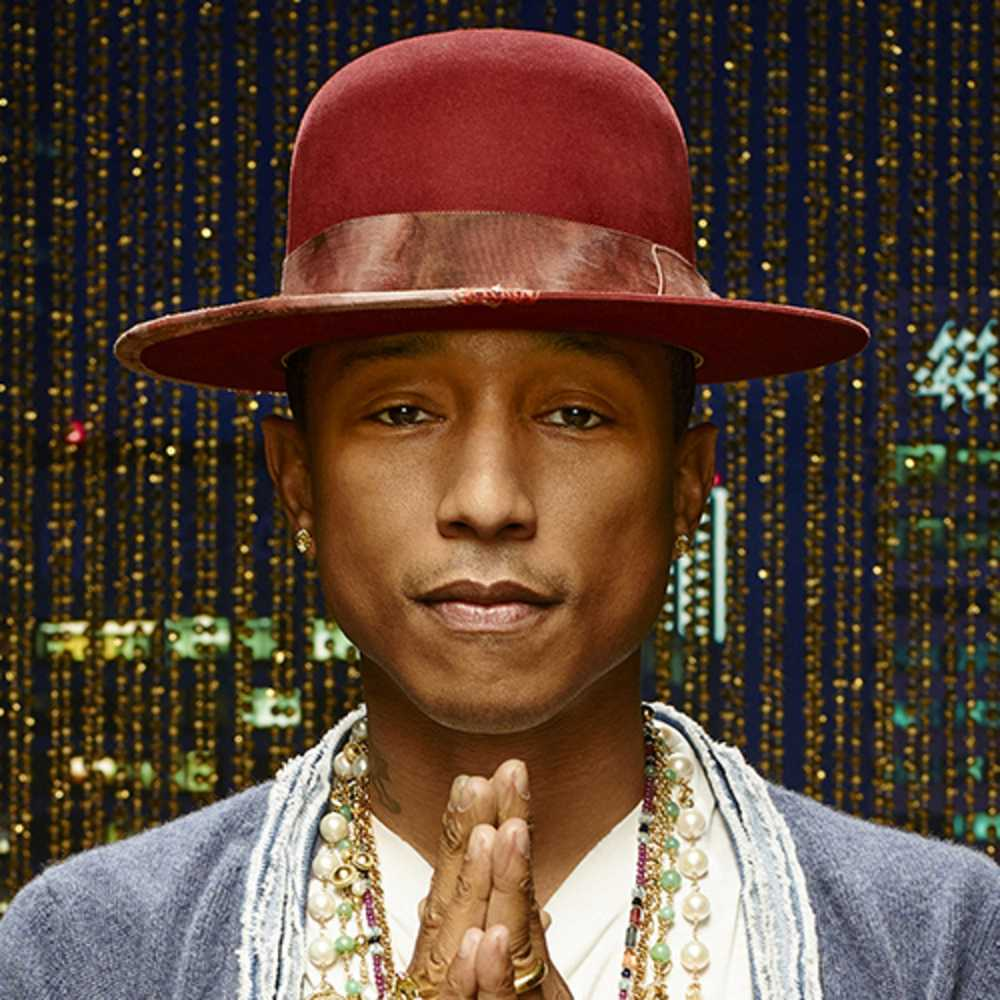 Pharrell Williams en Netflix