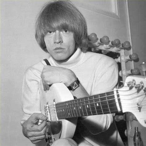 Brian Jones - Rolling Stones If Keith and Mick were the mind and body, Brian was clearly the soul