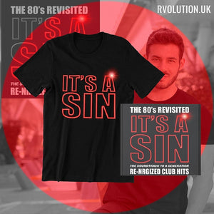 IT'S A SIN - Various Artists - The sound that changed a generation!