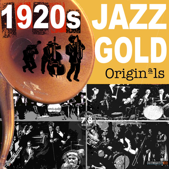 1920s Jazz Gold Originals - Various Artists