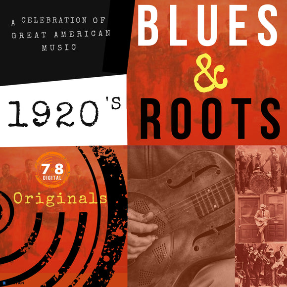 1920s Blues and Roots - Various Artists