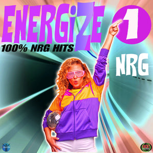 Energize 1 - 100% NRG Hits - Various Artists