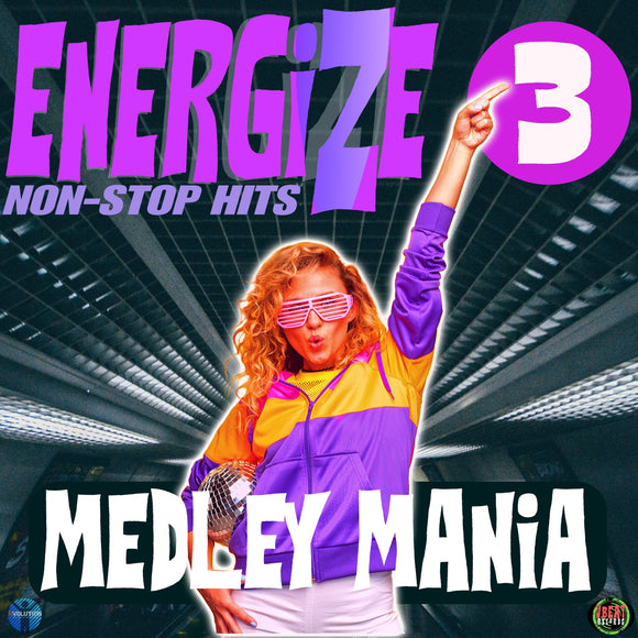 Energize 3 - Medley Mania - Various Artists
