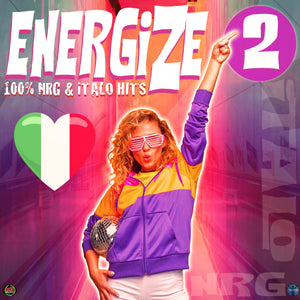 Energize 2 - 100% Nrg & Italo Hits - Various Artists