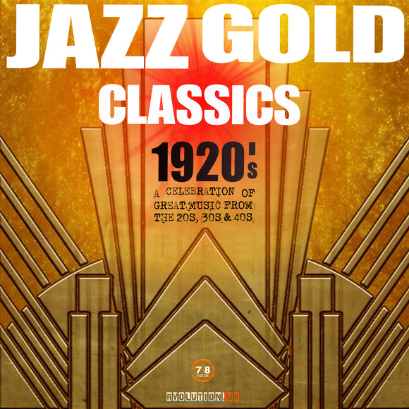 1920s Jazz Gold Classics - Various Artists