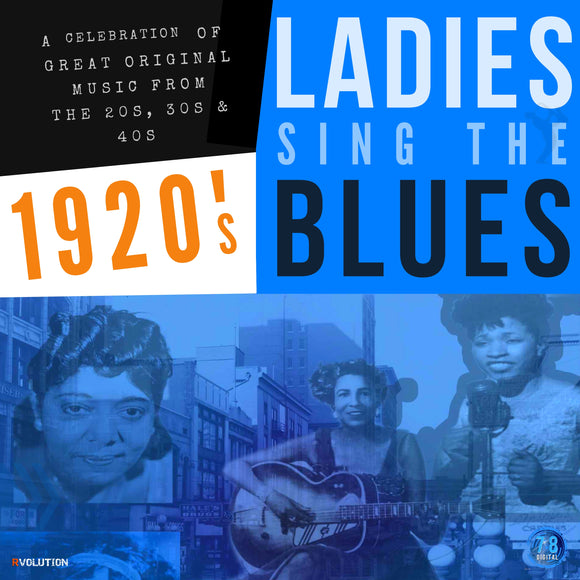 1920S LADIES SING THE BLUES - VARIOUS ARTISTS