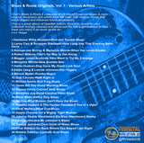 Blues & Roots Originals - Various Artists  Vol. 1