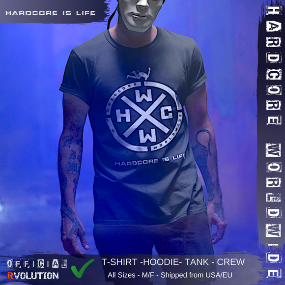 HARDCORE IS LIFE Official Merchandise