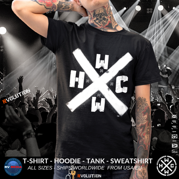 Official HCWW Mens T-Shirt - Exclusive - All Sizes 👉 S to 5XL!