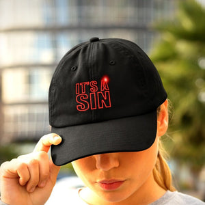 IT'S A SIN - THE 80'S REVISITED- Baseball Cap