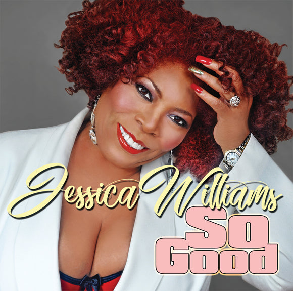Jessica Williams - So Good CD Single Mixes