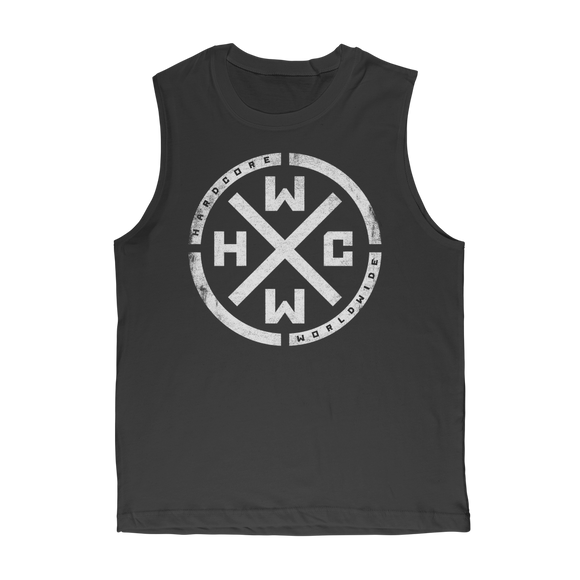 HCWW Official  Adult Muscle Top