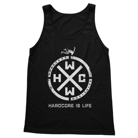 HCWW IS LIFE Official Adult Vest Top