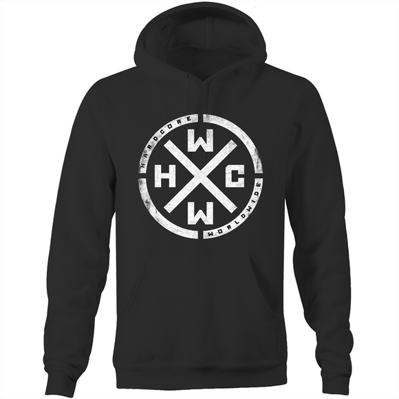 HARDCORE WORLDWIDE - Hoodie - Official Merchandise - Australia Only