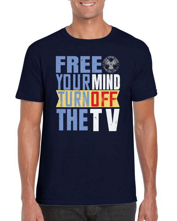 Free Your Mind - Classic Unisex Crewneck T-shirt
