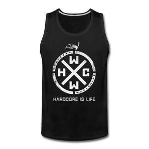 HARDCORE IS LIFE OFFICIAL MERCHANDISE Tank