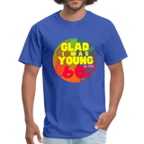 Glad I was Young In The 60s - Unisex Classic T-Shirt - royal blue