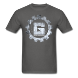 GOTHIC WORLDWIDE - Official T-Shirt - EXCLUSIVE! - charcoal