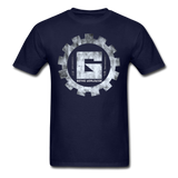 GOTHIC WORLDWIDE - Official T-Shirt - EXCLUSIVE! - navy