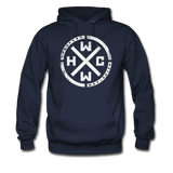 HCWW HARDCORE WORLDWIDE-Official Hoodie - All Sizes! - navy