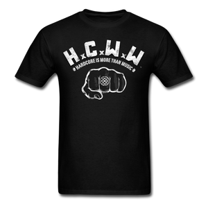 HCWW MORE THAN MUSIC T-SHIRT - OFFICIAL