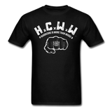 HCWW MORE THAN MUSIC T-SHIRT - OFFICIAL - black