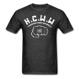 HCWW MORE THAN MUSIC T-SHIRT - OFFICIAL - heather black