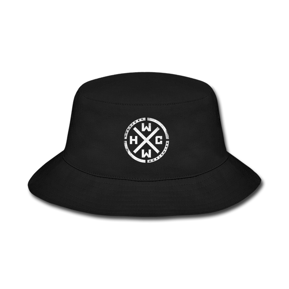HCWW Official Bucket Hat - black