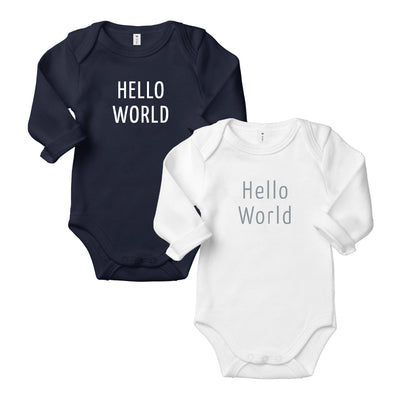 Bio Design Body Set - HELLO WORLD