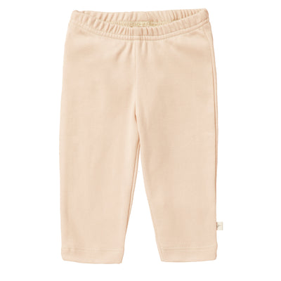 Bio Babyhose in Pale Peach