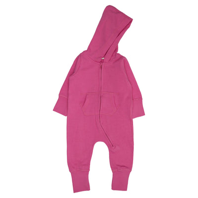 Fair Trade Babyoverall in Pink von Babylotta