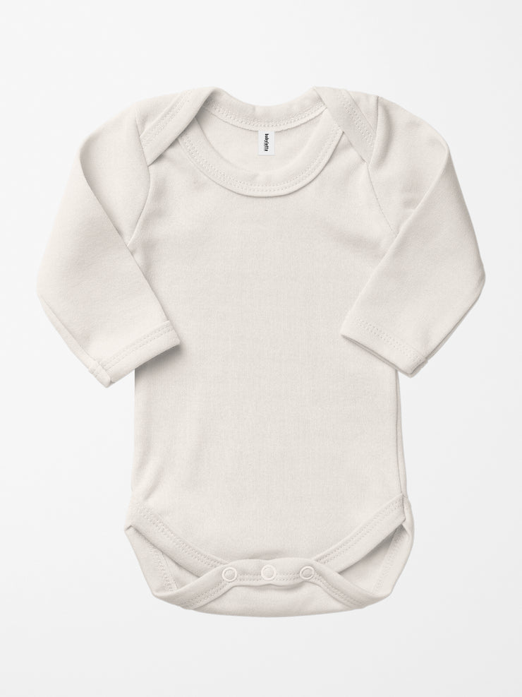 Bio & Fair-Trade Baby-Body in Natur