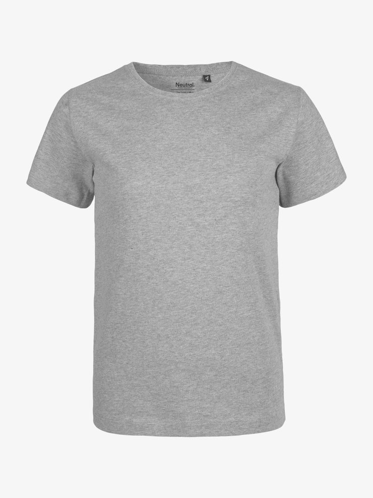 Organic Unisex T-Shirt Grey - Babylotta X Neutral