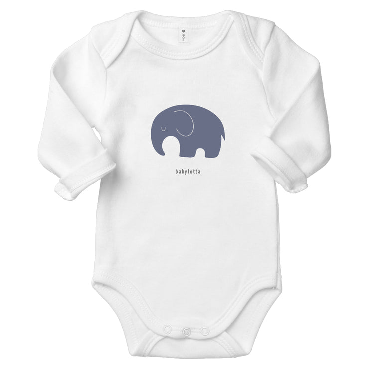Bio Design Body Elephant - Weiss/Blau