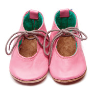 Design Babyschuhe Mabel in Rosa