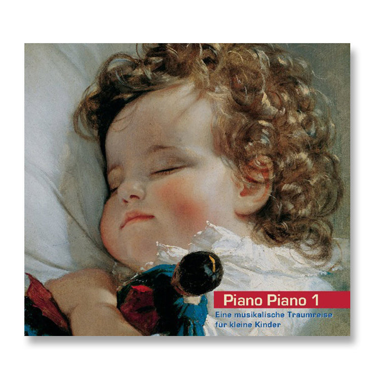 Markensound Baby Musik CD Piano Piano 1