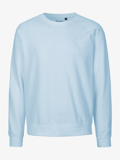 Organic Unisex Sweatshirt Light Blue - Babylotta X Neutral