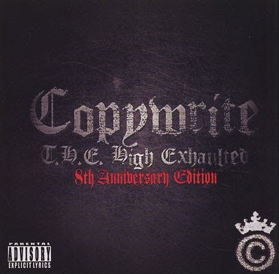 Copywrite - The High Exhaulted