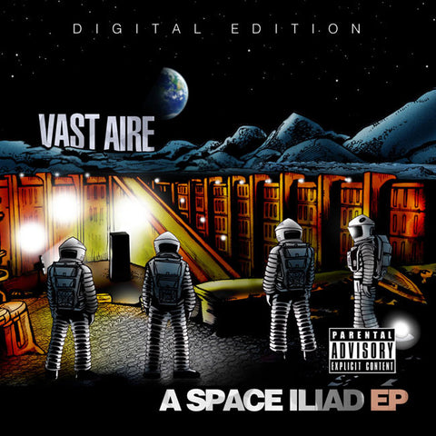 Vast Aire - A Space Illiad EP