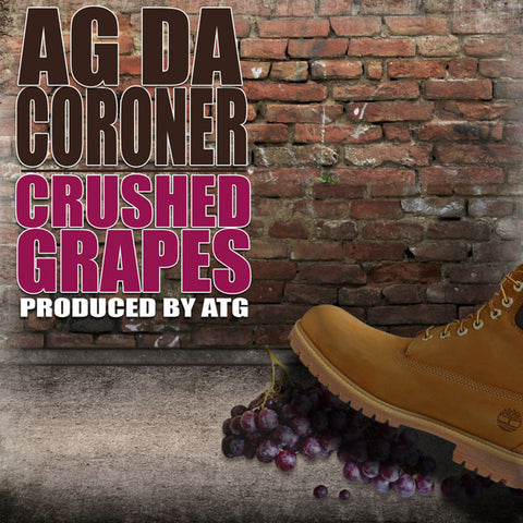AG DA Coroner - Crushed Grapes