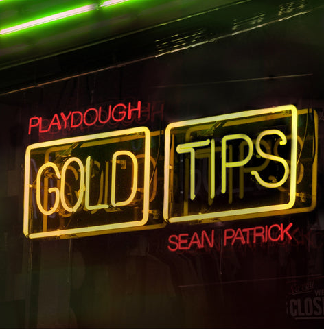 Playdough  Gold Tips