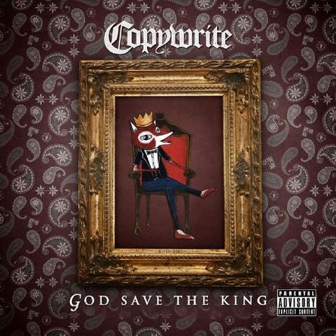Copywrite - God Save The King