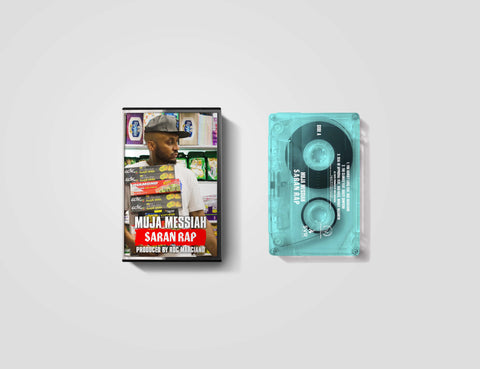 "Muja Messiah ""Saran Rap"" Cassette Tape"