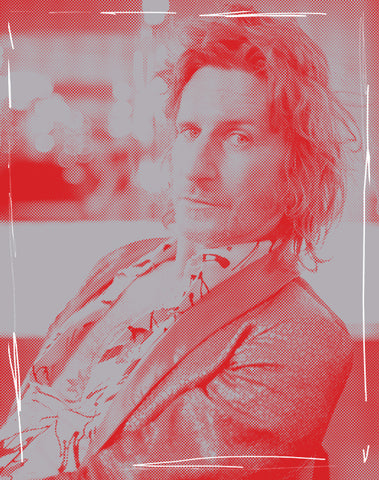 Tim Rogers - Australian rock artist on Serenade